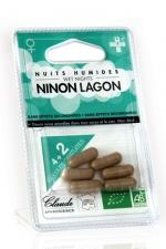 Hydratant vaginal Ninon Lagon (6 gélules) : Une meilleure lubrification vaginale, une pénétration facilitée et un plaisir bien plus intense - Blister de 6 gélules.