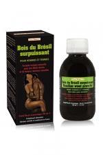 Bois du Brésil surpuissant : Stimulant sexuel hommes et femmes améliorant la libido et les relations sexuelles.