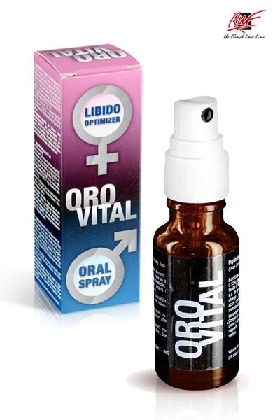 Spray stimulant Orovital