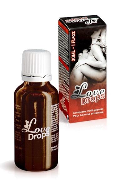 Love Drops - stimulant sexuel