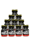 Pack 10 poppers Faust 10ml