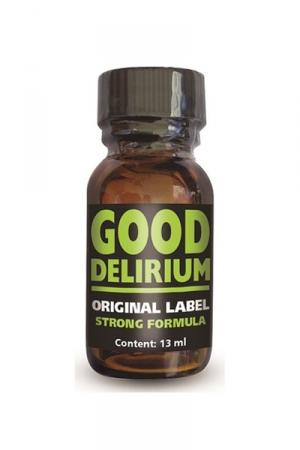 acheter du poppers good delirium